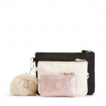 Kipling Kosmetik 3er Set Iaka, Metallic Blush