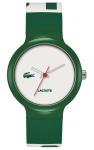 Lacoste Uhr Unisex GOA grün/weiß 2020045