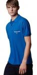 Lacoste Herren Polo-Shirt Slim Fit Uni, laser/boreal