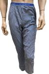 Emporio Armani Herren Pyjama Hose lang blau/weiß, 111780- Gr.S
