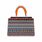Aigner Handtasche Alia Medina M gemustert, 133674
