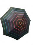 Happy Rain Taschenschirm gestreift multicolor, 46852A