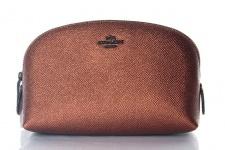 Coach Kosmetiktasche, Metallic Rust, 59957