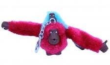 Kipling Taschenanhänger / Schlüsselanhänger, Affe mit Kind - Nancy
