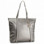 Armani Jeans Shopper Borsa Shopping 922340, argento