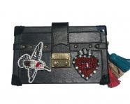 Mucho Gusto Handbag / Umhängetasche Schwarz, A82MUT010