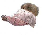 Norton Glamour Cap, rosa