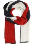 Tommy Hilfiger Schal Luxury Colorblocks SC, multicolour