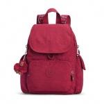 Kipling Rucksack City Pack Mini, Radiant Red C