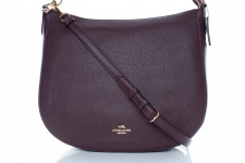 Coach Hobo Bag Chelsea, Smooth Calf Oxblood