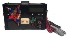 Mucho Gusto Handbag / Umhängetasche Grün, A822MUT003