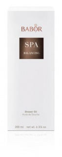 BABOR SPA BALANCING SHOWER OIL 200ML