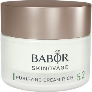 BABOR Skinovage Purifying Cream Rich 50ml