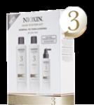Nioxin Starter Set System 3 350ml