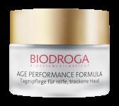 BIODROGA AGE PERFORMANCE FORMULA TAGESPFLEGE -TROCKEN-