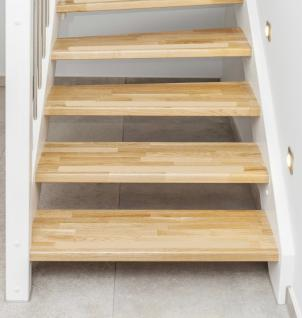 Antirutsch Streifen unsichtbar 5 Stk 120cm x 3 cm Anti Rutsch Pad Treppe Stufen - Vorschau 5