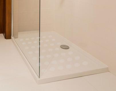 18 Antirutsch Punkte 3 cm Dusche Antirutschmatte Anti Rutsch rutschfeste Sticker