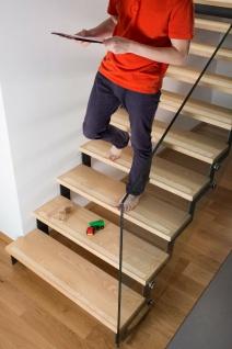 Anti Rutsch Schutz Streifen + gummiert transparent + rutschfeste Treppen Stufen