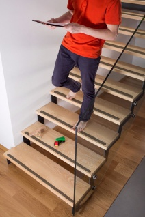 KaraGrip Pro schwarz Treppe rutschschutz Matte Anti Rutsch Rutschstopp