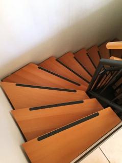 KaraGrip 3cm schwarze Antirutschstreifen Treppe Fliesen Rutschschutz AntiRutsch