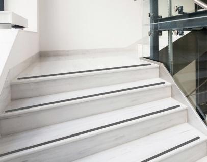 Anti Rutsch Schutz Streifen schwarz rutschfeste Treppe Fliesen rutschschutz - Vorschau 2