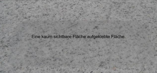 Anti Rutsch Schutz Hund Folie gummiert transp. selbstklebend, 119 cm x 100 cm