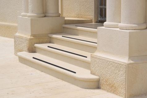 18, 3 lfm Antirutschstreifen rutschfeste Streifen 25mm Tred extra grob Treppe