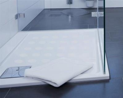 Pad Dusche Antirutsch Kara.Grip 90Stk x 3cm Badewanne rutschfeste Wanne Sticker