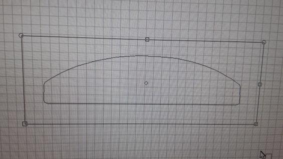 selbstklebende Anti Rutsch Matte Treppen 600 x 150 mittig 65 mm gummiert trans