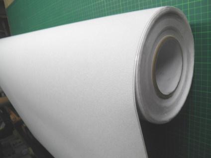 PVC Anti Rutsch Schutz Folie weiß selbstklebend, Treppe ca. 130 cm x 50 cm