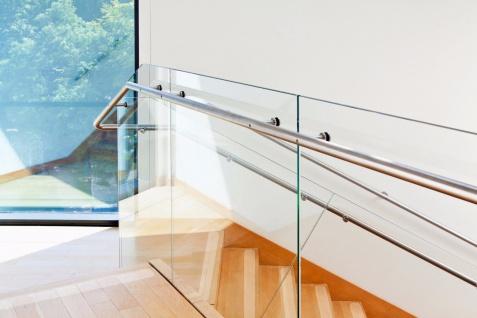 KARA Grip geprägte transparente Antirutschstreifen 15 Stk 100cm x 3cm breit