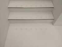 Antirutsch 234 Stk. Punkte in 3 cm Rutschschutz Treppe rutschfesteStreifen