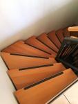 KaraGrip Pro schwarze Antirutschstreifen Treppe Fliesen rutschschutz AntiRutsch