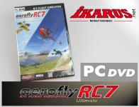 Modellflugsimulator aeroflyRC7 ULTIMATE (DVD für Windows)