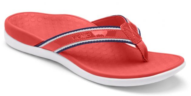 Vionic Islander Sport Damen Zehentrenner Sandale