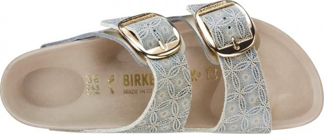 Birkenstock Arizona Big Damen Buckle Leder Damen Big Pantolette Sandalette a8b861