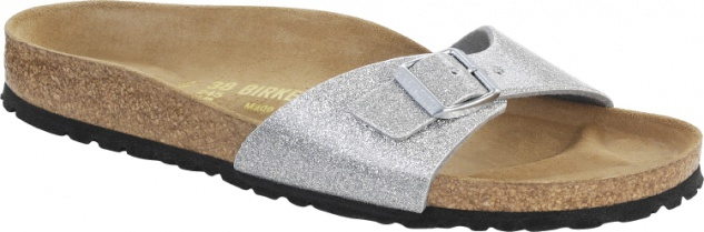 Birkenstock Galaxy Madrid Damen Pantolette Magic Galaxy Birkenstock Birko-Flor Lack f8a643