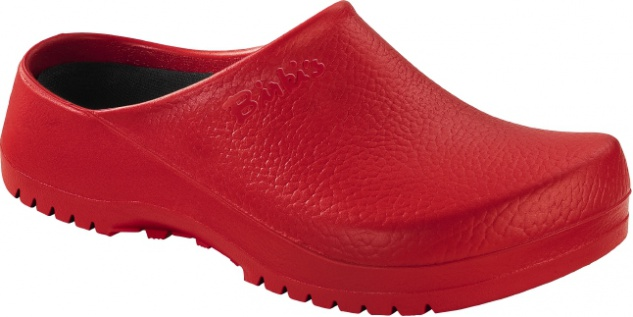 Birkenstock Super Damen - Birki 068031 ROT Damen Super Pantolette fa0416