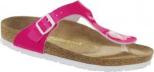 Birkenstock Gizeh 847241 neon pink Birko-Flor Damen Pantolette