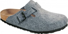 Birkenstock Boston Damen , Herren Clog Wollfiltz