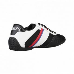 Sparco weiß Time 77 schwarz - weiß Sparco 42 Beliebte Schuhe 1cb0f4