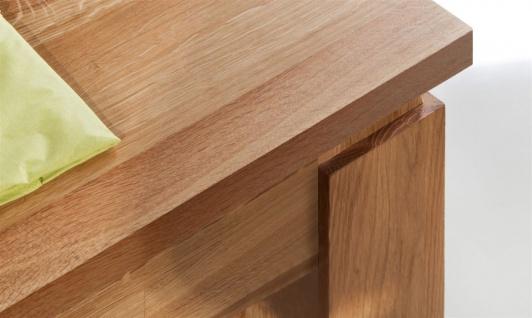 Esstisch Tisch MAISON Eiche massiv 100x80 cm - Vorschau 4