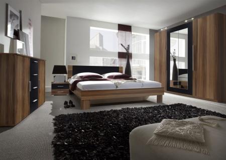 Schlafzimmer Set 5 tlg ONTARIO inkl.Doppelbett 180cm und Schrank 228cm
