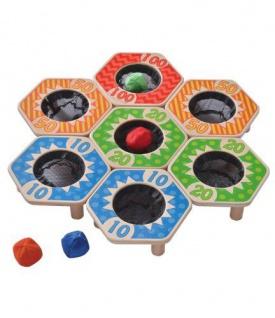 Holzspielzeug - Wurfspiel