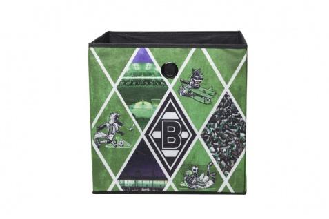 Faltbox Box - Borussia Mönchengladbach / Nr.1 - 32 x 32 cm / 3er Set - Vorschau 2