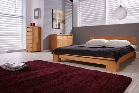 Massivholzbett Bett Schlafzimmerbet MAISON Buche massiv 120x200 cm - Vorschau 2