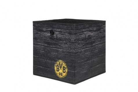 Faltbox Box - BVB 09 / Nr.1 - 32 x 32 cm