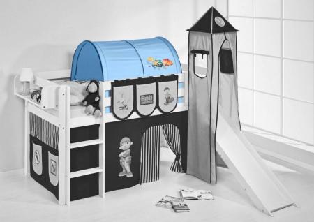 Tunnel Bob - für Hochbett. Spielbett und Etagenbett