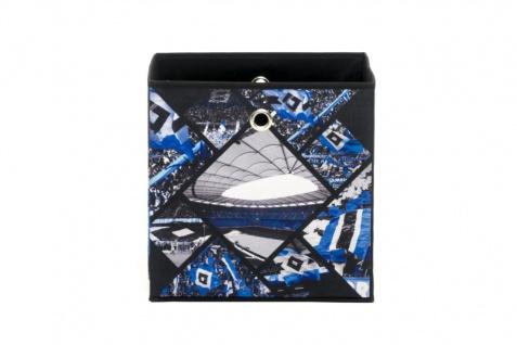 Faltbox Box - HSV / Nr.1 - 32 x 32 cm / 3er Set - Vorschau 3
