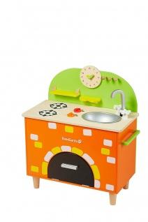 Holzspielzeug - Küchenofen